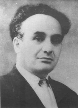 Участник Битвы за Берлин писатель Тотырбек Джатиев.