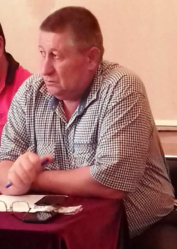 Председатель СОРО ВООВ «Боевое братство»  Дзгоев В.Т.